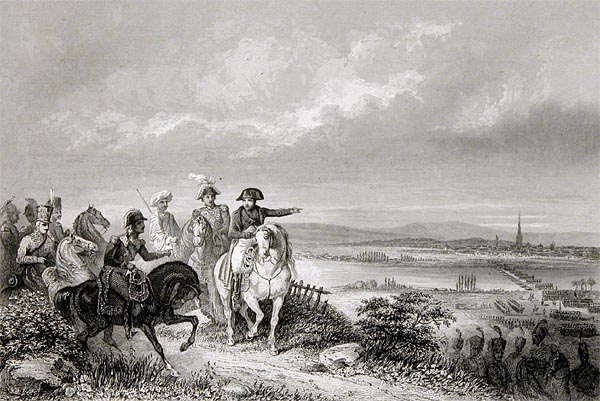 Ларесс по рисунку Сандроса с живописного оригинала Ало и Маи. Офорт. Париж. 1836-1848 годы
