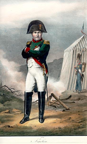 Ш. Мотт.  Офорт. Париж, 1839 г.