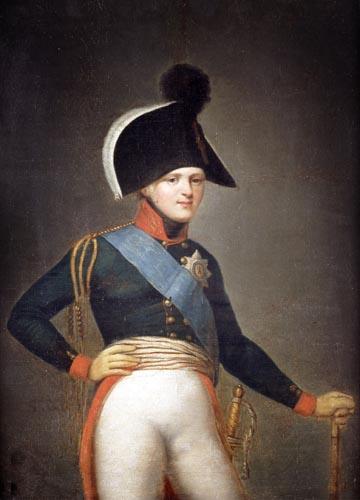 Кюгельхен Г. 1801 г. Холст, масло.