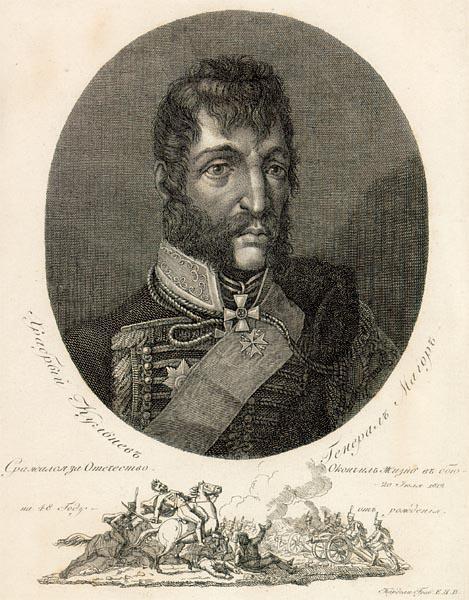 С. Карделли  Гравюра резцом. Санкт-Петербург. 1810-е годы